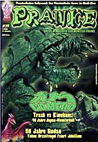 Pranke #29 - Das Filmmagazin Für…