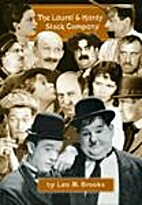 THE LAUREL AND HARDY STOCK COMPANY by Leo M.…