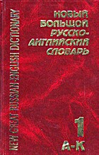 Novyi bol'shoi russko-angliiskii slovar v…