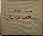 Landscape in watercolour by Frank McNamara