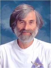 Author photo. Taken from http://commons.wikimedia.org/wiki/File:Leslie_Lamport.jpg where further information may be obtained, including an e-mail by Leslie Lamport authorizing irrestricted use of the picture.