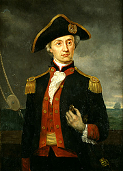 Author photo. John Paul Jones (1747-92) by George Bagby Matthews / U.S. Senate Art & History