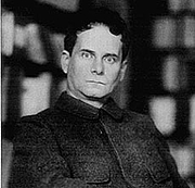 """Author photo. From """"New York Times Current History: The European War, Vol 2,"""" 1915 ~ Project Gutenberg"""