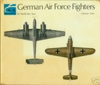 German Air Force fighters of World War Two…