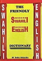 The Friendly Modern Swahili-English…