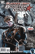 Blackest Night Booster Gold: Dead Ted, Part…