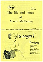 The life and times of Mavis McKenzie #4 by…