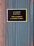 The Garden & Other Poems by Andrew Marvell