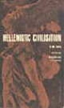 Hellenistic civilisation by W. W. Tarn