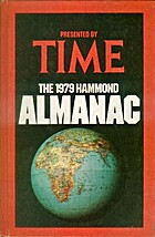 Hammond Almanac 1979 by Hammond