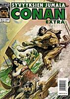 Conan: Syvyyksien jumala by Gerry Conway