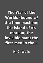 The War of the Worlds (bound w/ the time…