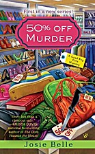 50% Off Murder (Good Buy Girls) by Josie…