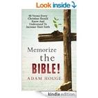 Memorize The Bible 88 Verses Every Christian…