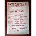 Money powers of Europe in the nineteenth and…
