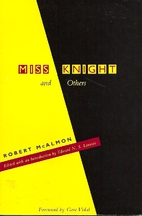 Miss Knight and Others by Robert McAlmon