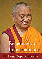 Remembering Impermanence and Understanding…