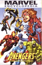 Scholastic Avengers Encyclopedia TPB by Bill…