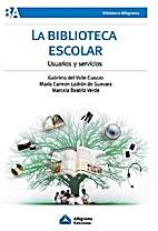BIBLIOTECA ESCOLAR by DEL VALLE