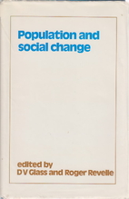 Population and social change by D. V. Glass
