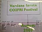 Verdens første CO2FRI Festival by Nina…