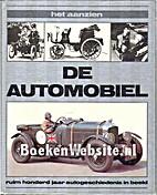 De automobiel : ruim honderd jaar…