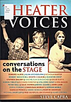 Theater voices : conversations on the stage…