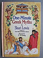 One-Minute Greek Myths by Shari Lewis