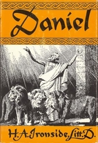 Lectures on Daniel the Prophet by H. A.…