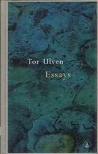 Essays by Tor Ulven