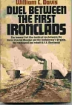 Duel Between the First Ironclads by William…