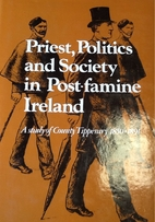 Priest Politics and Society in Post-Famine…
