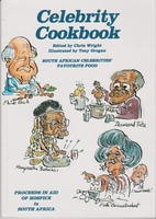 The Celebrity Cookbook by Chris Wright