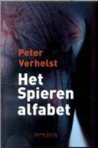 Het spierenalfabet by Peter Verhelst