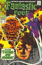 Fantastic Four [1961] #78 by Stan Lee