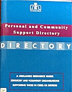 Personal and Community Support Directory by…
