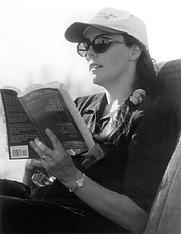 Author photo. Jocelyn Moorhouse in A Thousand Acres (1997)