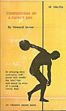 Confessions of a Family Boy by Howard Lerner