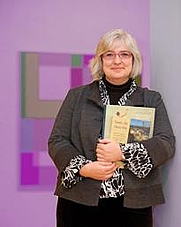 Author photo. Catherine Wallace. Art Historian. Photo from the <a href=&quot;http://www.cathwallace.co.uk&quot; rel=&quot;nofollow&quot; target=&quot;_top&quot;>Author's Home Page</a>.
