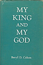 My King and my God, intimate talks on the…