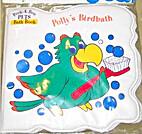 Polly's Birdbath Bathbook (Peek-A-Boo…