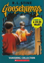 Goosebumps: Vanishing Collection by R. L.…