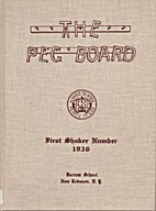 The Peg Board; First Shaker Number, 1936 by…