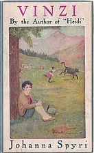 The Little Alpine Musician by Johanna Spyri
