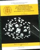 Diamonds & Mantle Source Rocks in the…