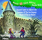Magic Tree House Books 30-32 by Mary Pope…