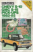 Chilton's Repair and Tune-Up Guide: Chevy…