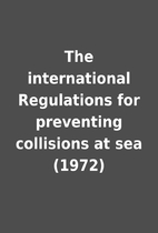 The international Regulations for preventing…