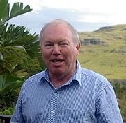Author photo. Dr John Rourke speaking at Tony Abbott's Marloth Medal award ceremony, 17 May 2008
