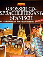 Grosser CD-Sprachlehrgang spanisch - Ein…